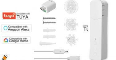 oferta Motor inteligente WiFi para persianas barato SuperChollos
