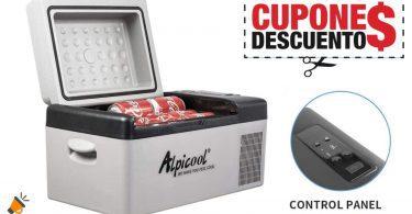 oferta Alpicool C20 Mini Refrigerador barato SuperChollos