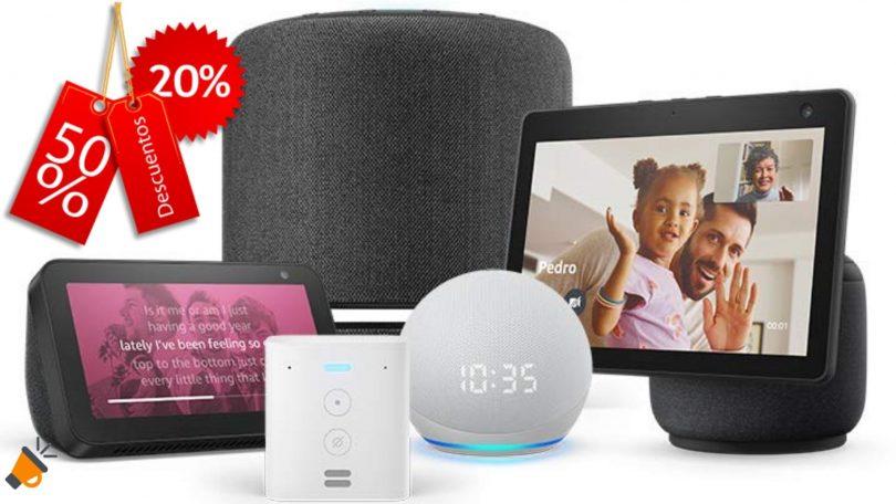 OFERTAS accesorios dispositivos amazon SuperChollos