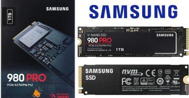oferta Samsung SSD 980 PRO barato SuperChollos