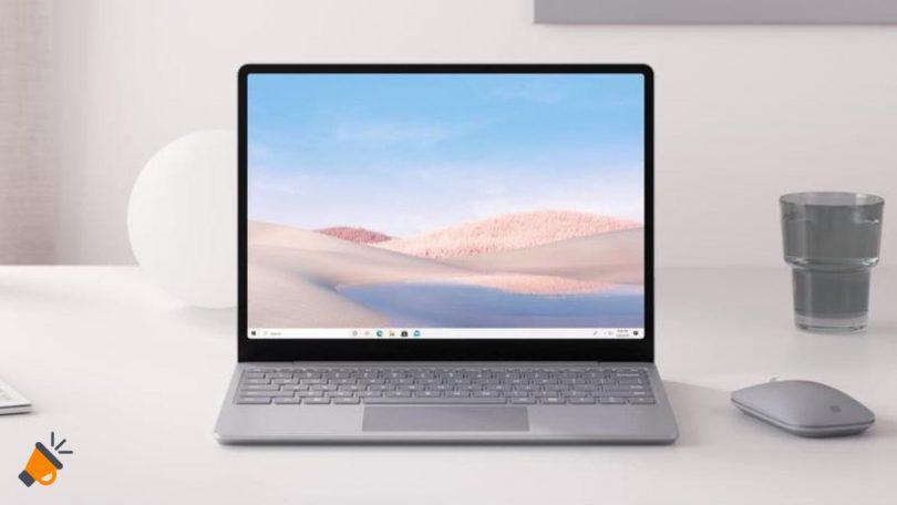 oferta Microsoft Surface Laptop Go barato SuperChollos