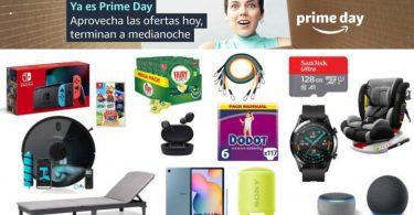 ofertas mas vendidas amazon prime day SuperChollos