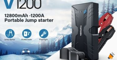 oferta Arrancador bateria Topdon barato SuperChollos