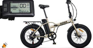 oferta Nilox 30NXEB20V002V2 Bicicleta ele%CC%81ctrica barata SuperChollos