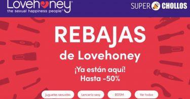 ofertas Rebajas Lovehoney SuperChollos