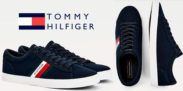 Tommy Hilfiger Essential Stripes baratas SuperChollos