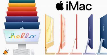 oferta Apple iMac 2021 barato SuperChollos