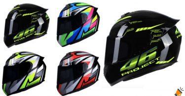 oferta casco moto barato SuperChollos