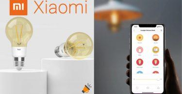 oferta Xiaomi Yeelight Smart LED Filament Bulb barata SuperChollos