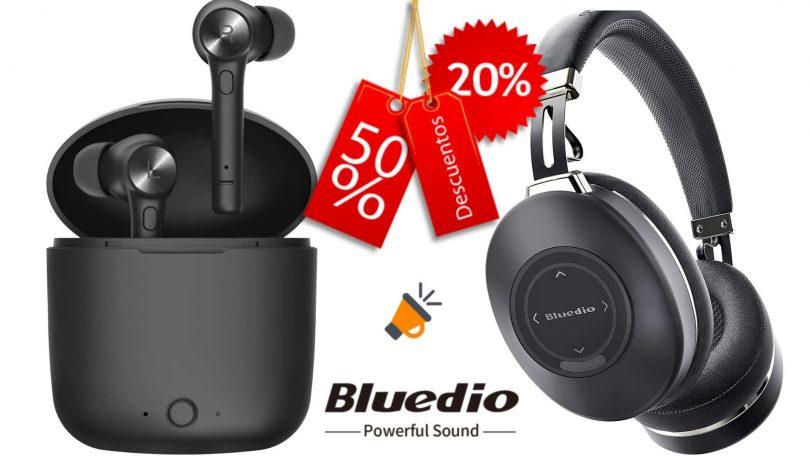 oferta auriculares Bluedio H2 baratos SuperChollos