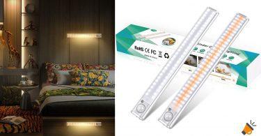 oferta Luces LED ceshu baratas SuperChollos