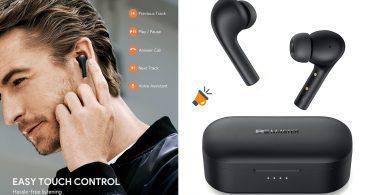 oferta auricularesbcmaster BC T07B baratos SuperChollos