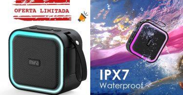 oferta MIFA F50 Altavoces Bluetooth barato SuperChollos