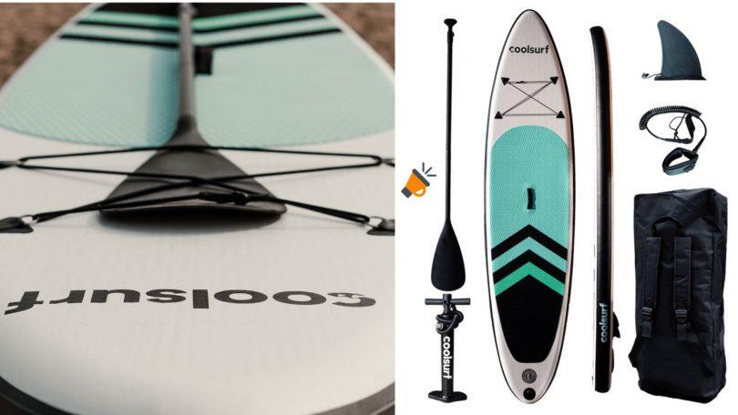oferta COOL SURF SAIL SUP barata SuperChollos