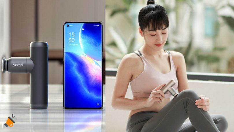 oferta Xiaomi Yunmai Mini Fascia barata SuperChollos
