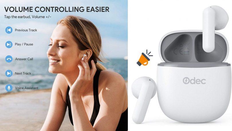 oferta auriculares odec baratos SuperChollos