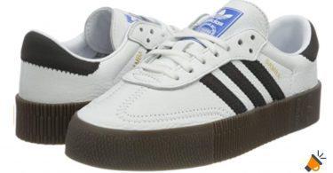 oferta Adidas Sambarose baratas SuperChollos