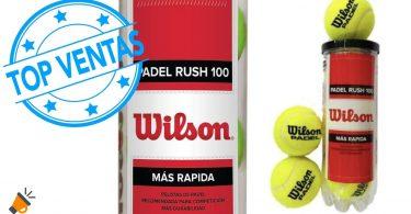 oferta Wilson Padel Rush baratas SuperChollos