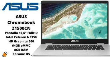 oferta ASUS Chromebook Z1500CN barato SuperChollos