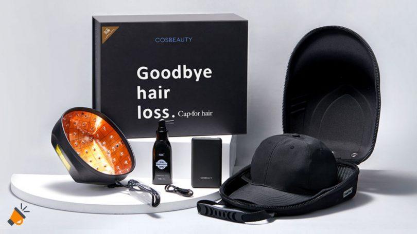 oferta Gorra Xiaomi Mijia Cosbeauty barato barata SuperChollos