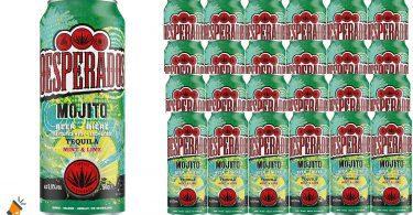 oferta desperados cerveza tequila mojito barata SuperChollos