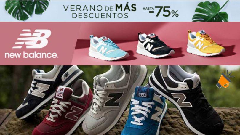 ofertas zapatillas new balance baratas SuperChollos