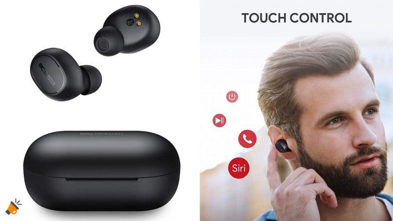 ofertas auriculares BCMASTER BC T01 BARATOS SuperChollos