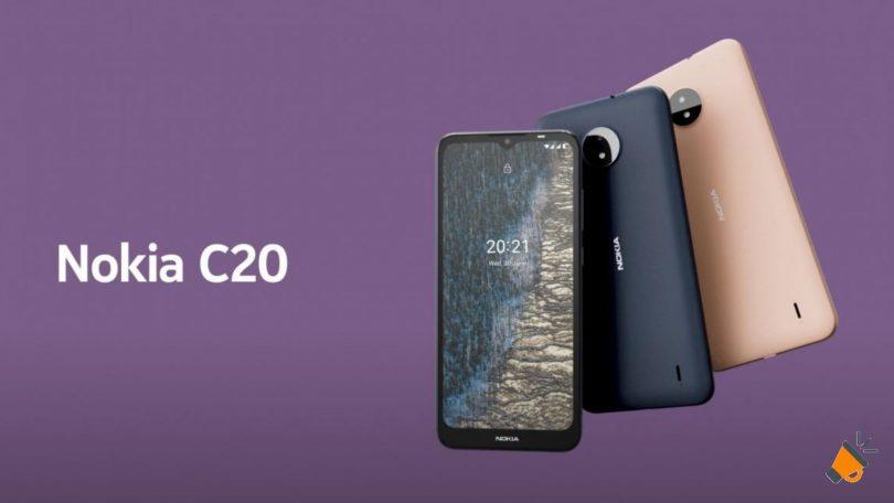 oferta Nokia C20 barato SuperChollos
