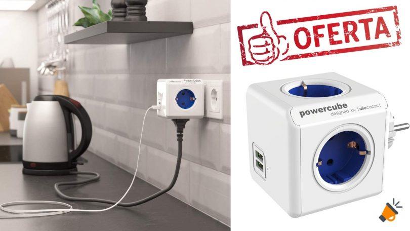 oferta Allocacoc PowerCube barata SuperChollos