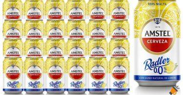 oferta amstel radler limon barata SuperChollos