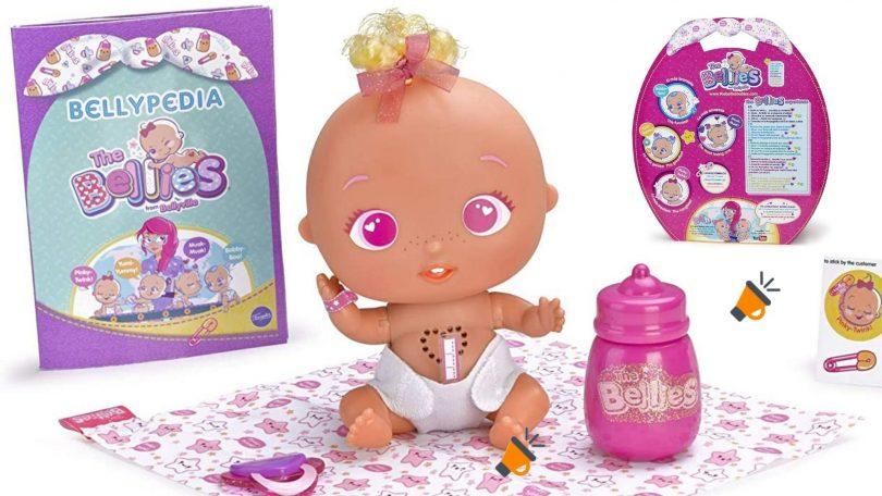 oferta The Bellies Pinky Twink barato SuperChollos