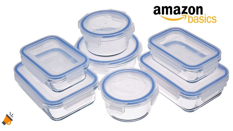 oferta Amazon Basics Recipientes baratos SuperChollos