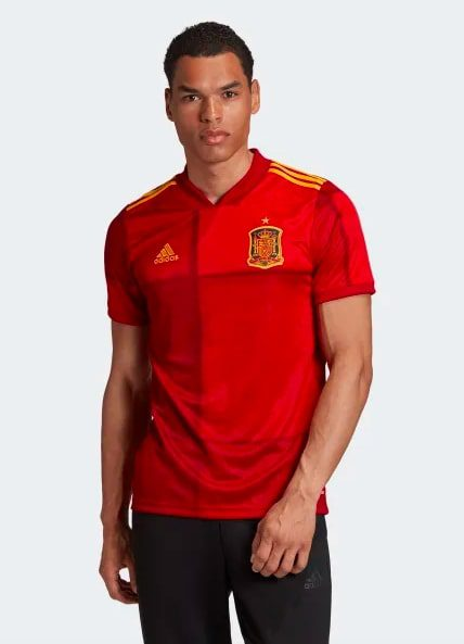 Camiseta Seleccio%CC%81n Espan%CC%83ola Fu%CC%81tbol barata SuperChollos