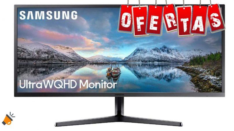 oferta Samsung LS34J552WQRXEN barato SuperChollos