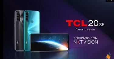 oferta TCL 20 SE barato SuperChollos