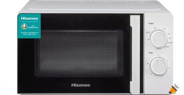 oferta Microondas Hisense H20MOWS1HG barato SuperChollos