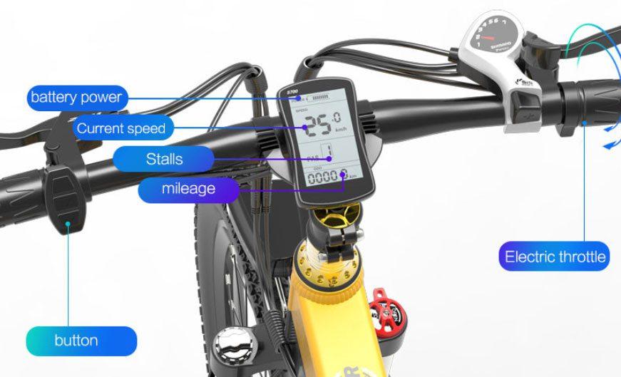 BEZIOR X500Pro Pantalla LCD SuperChollos
