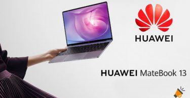 oferta HUAWEI MateBook 13 barato SuperChollos