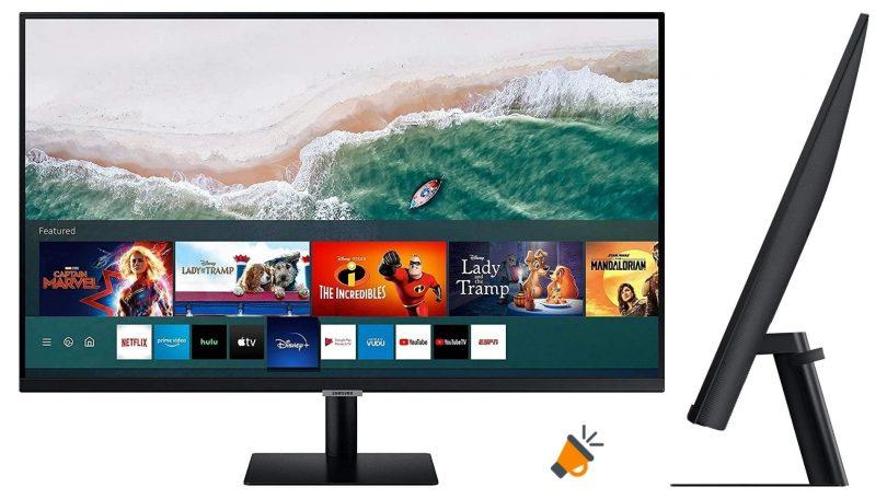 oferta Samsung LS27AM502NRXEN barato 1 SuperChollos
