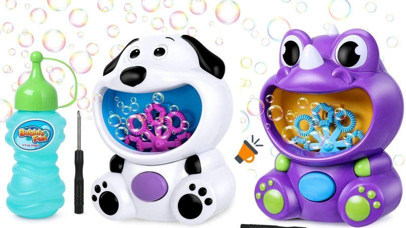 oferta maquina burbujas joylink barata SuperChollos