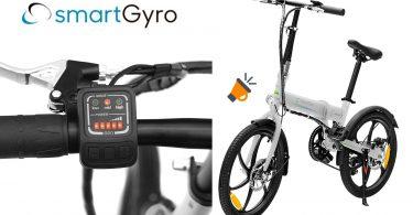 oferta bicicleta smartgyro crosscity barata SuperChollos