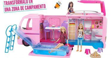 oferta Supercaravana de Barbie barata SuperChollos