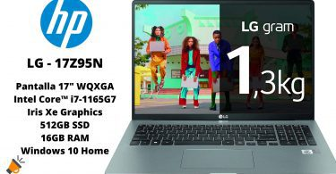 oferta LG 17Z95N barato SuperChollos