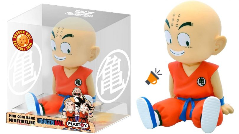 oferta Dragon Ball Hucha Krillin barata SuperChollos