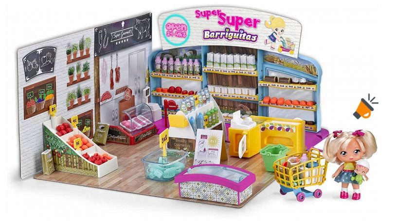 oferta Barriguitas Supermercado barato SuperChollos