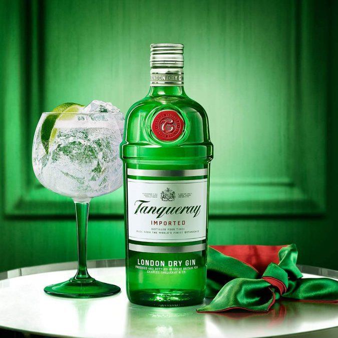 Tanqueray London Dry Gin barata SuperChollos