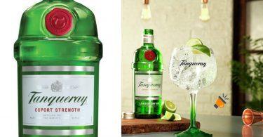 oferta Tanqueray London Dry Gin barata SuperChollos
