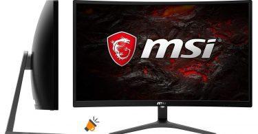 oferta MSI Optix G241VC barato SuperChollos