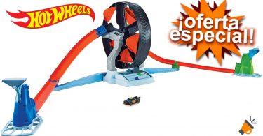 oferta hot wheels desafio de la rueda barato SuperChollos