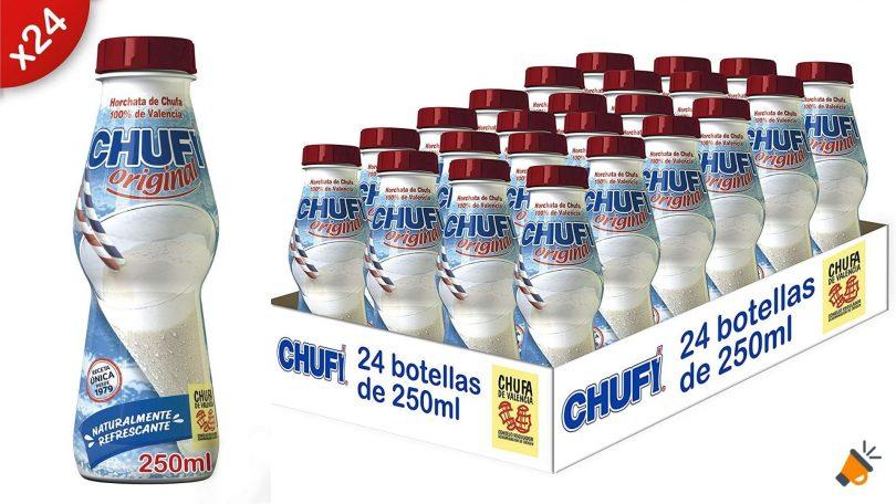 oferta horchata chufi barata SuperChollos